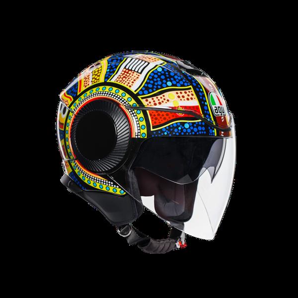 Mũ Bảo Hiểm AGV Orbyt Dreamtime