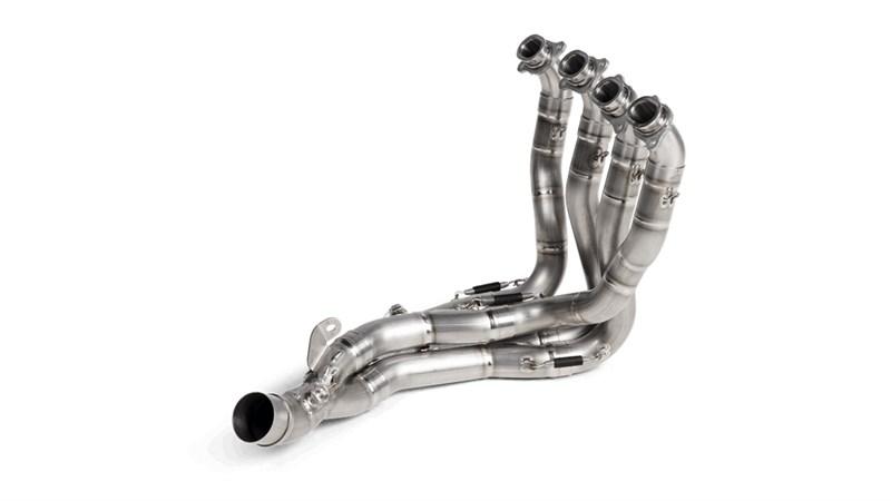 Cổ Pô Akrapovic Honda CBR1000RR-R [Titanium]