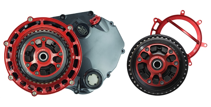 Nồi Khô STM Ducati Hypermotard 950 - Evo SBK