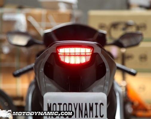 MOTODYNAMIC Đèn Hậu Tích Hợp Honda CBR1000RR 2008-2016