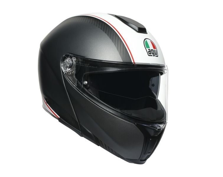 Mũ AGV Sportmodular Carbon Cover