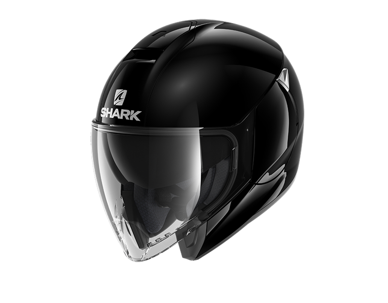 Mũ Shark Citycruiser Blank BLK