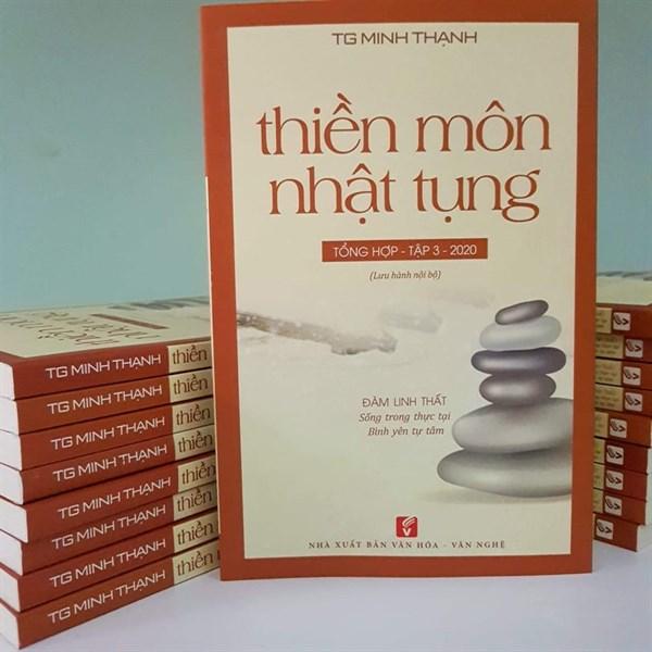 Thiền Môn Nhật Tụng - Sách tặng miễn phí