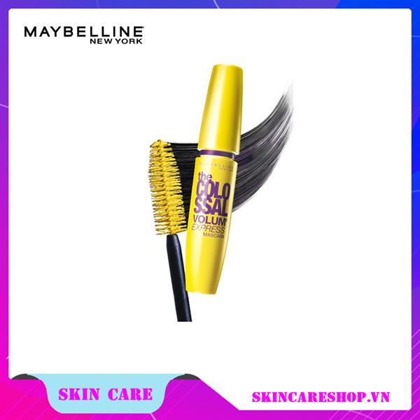 Mascara Maybelline The Colossal Volum Express Làm Dày Mi 10 Lần (9.2ml)
