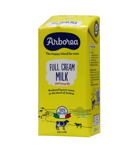 Sữa tươi nguyên kem Arborea 200ml