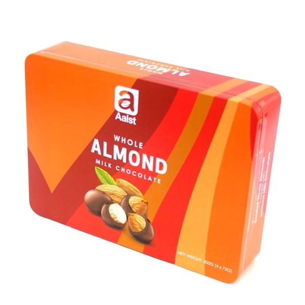 Chocolate Tin Aalst Whole Almond Milk (300g)