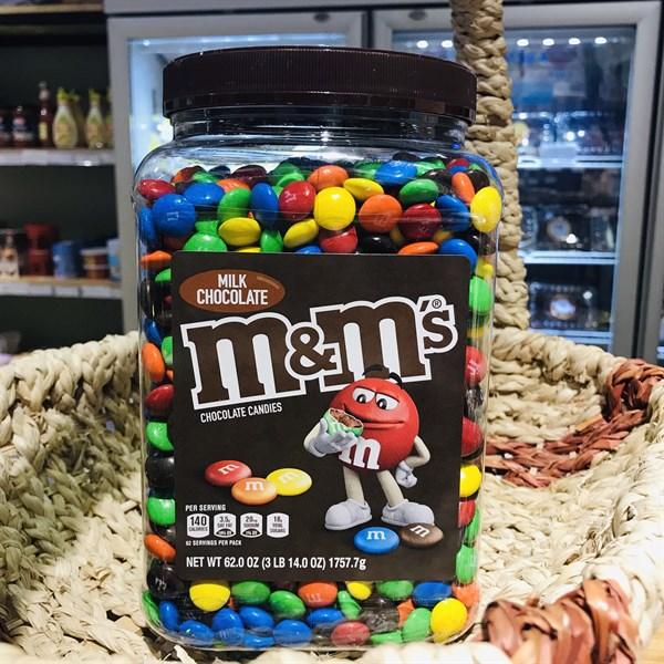 Kẹo Socola M&M Milk Chocolate 1.7kg