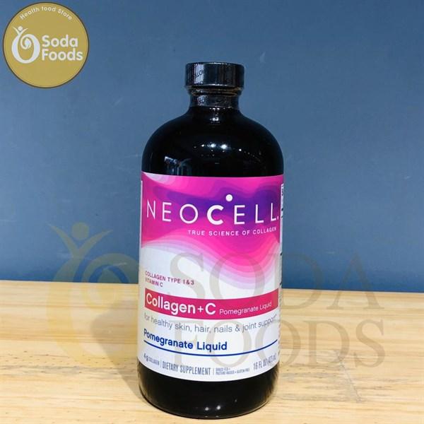 Collagen+C lựu 473ml