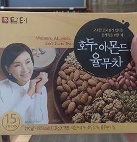 Bột ngũ cốc Hàn Quốc 270g New