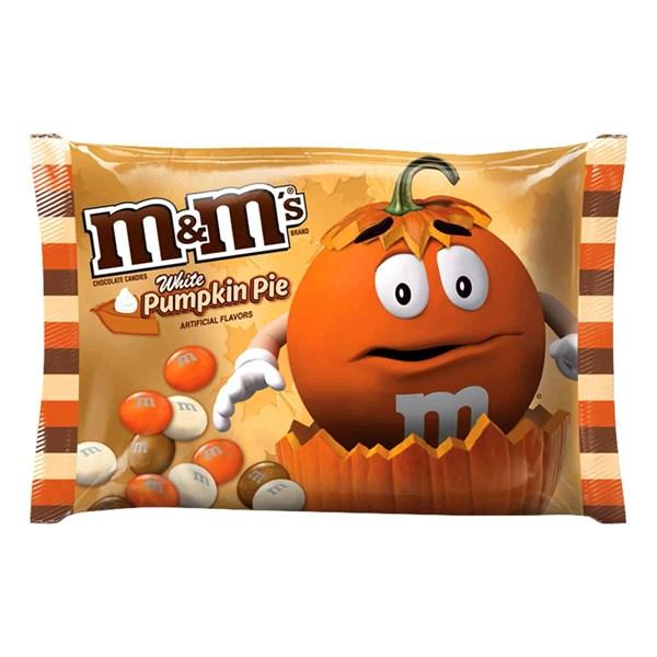 Kẹo M&M's White Pumpkin Pie Chocolate