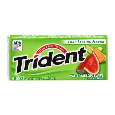 Gum Trident dưa hấu