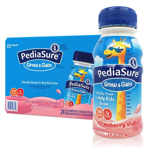 Sữa nước Pediasure Dâu 237ml