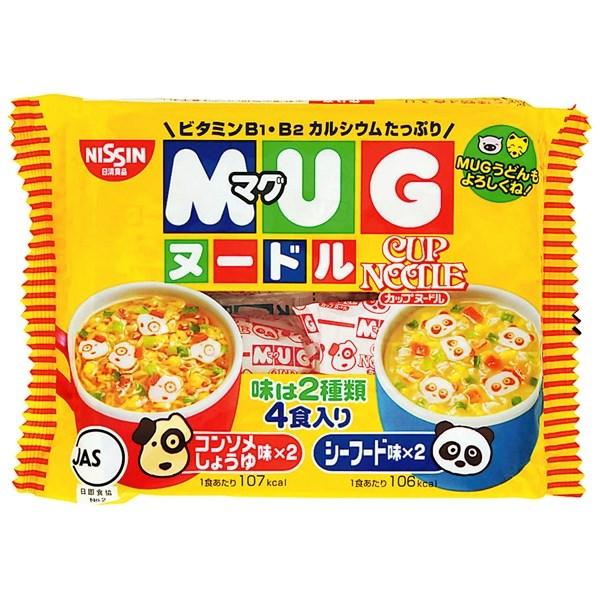 Mì MUG Nhật (Thịt bằm)