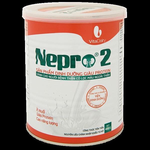 Sữa bột Nepro 2 400g