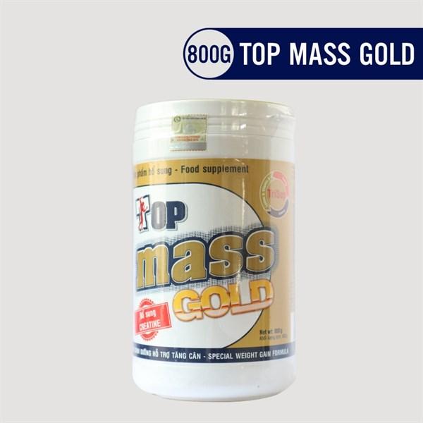 Sữa bột Topmass Gold hương socola 800g