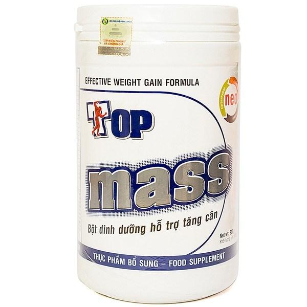 Sữa bột TopMass Vani