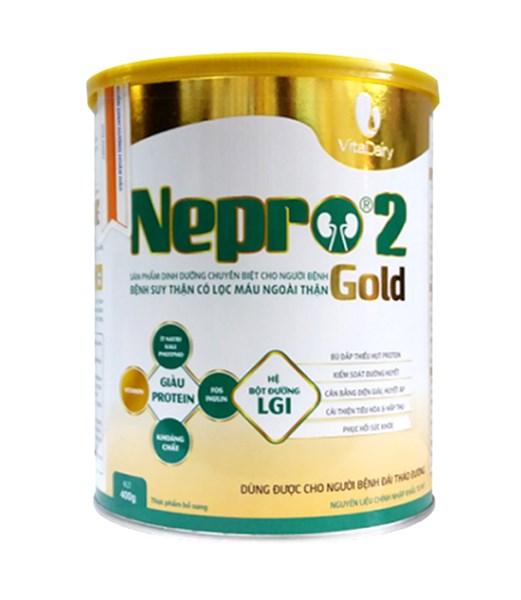Sữa bột Nepro Gold 2 400g