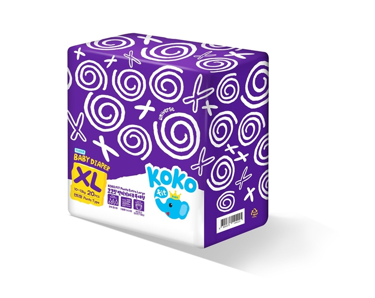Tả quần KOKO FIT (XL20)