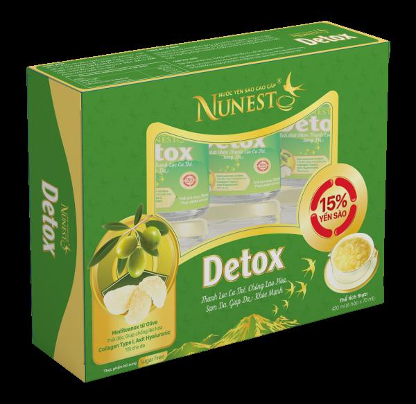 Yến Nunest Detox