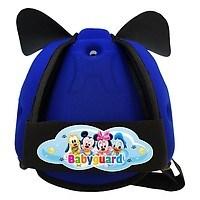 Nón Bảo Vệ Đầu Cho Bé Babyguard Mickey BB_MK_Bich (Bích)