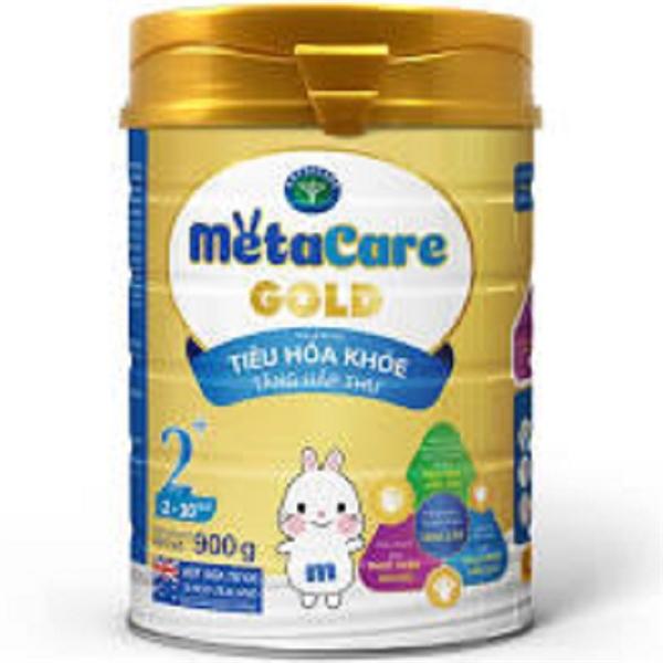 Sữa bột MetaCare Gold 2+ 900g (2-10 tuổi)