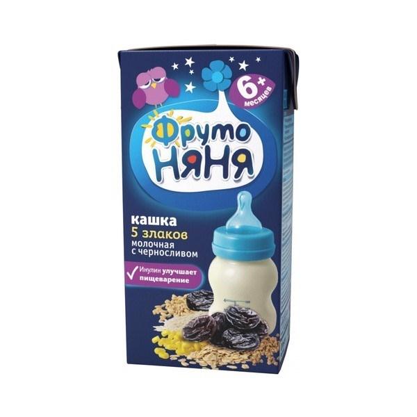Sữa Fruto Ban đêm vị nho khô và ngũ cốc 200ml 6M( Thùng 18 hộp)