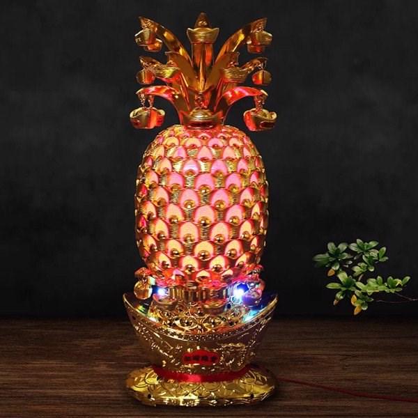 Trái thơm xoay kích thước 45cm x20 cm