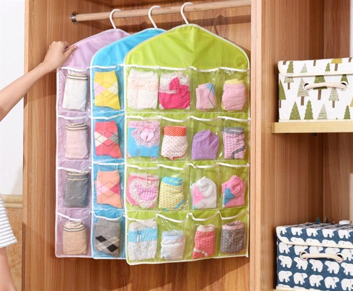 Túi treo đồ 16 ngăn đa năng