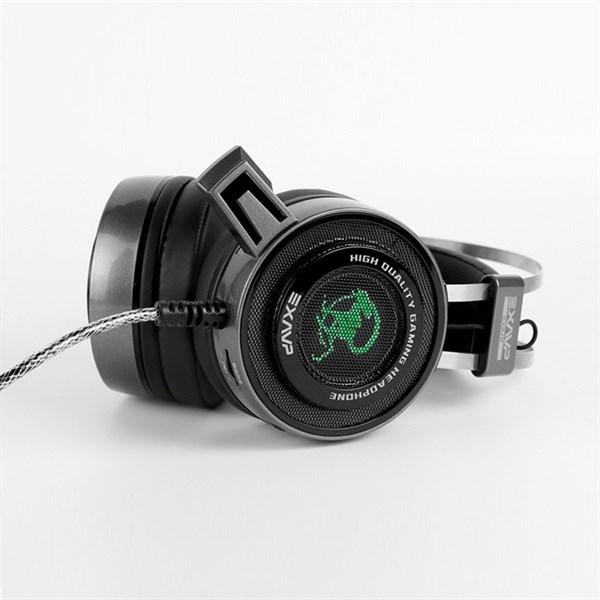 Headphone chuyên game 7.1 EXAVP EX820V LED+Rung