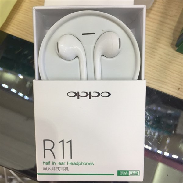 Tai nghe Oppo R11