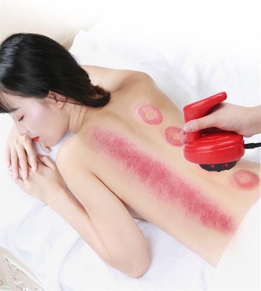 Máy giác hơi massage điện tử