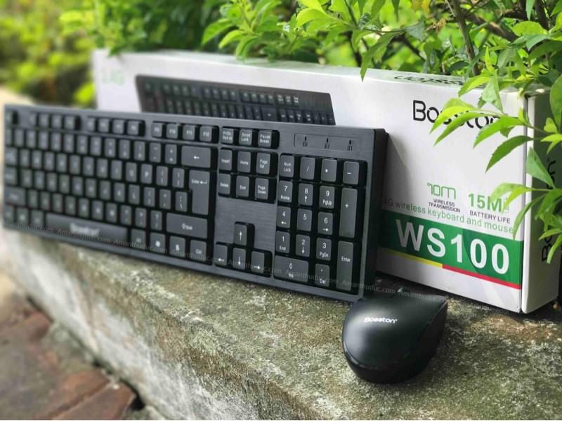 Combo Bosston không dây WS100