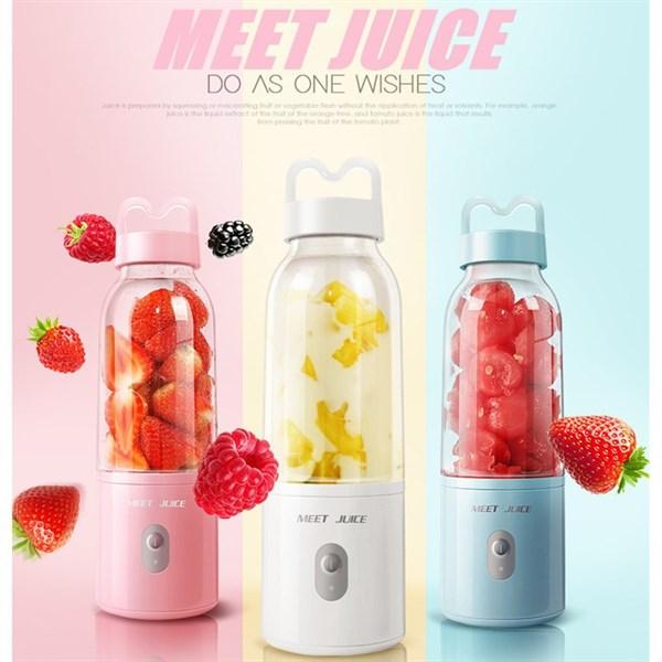 Máy xay sinh tố cầm tay Meet Juice