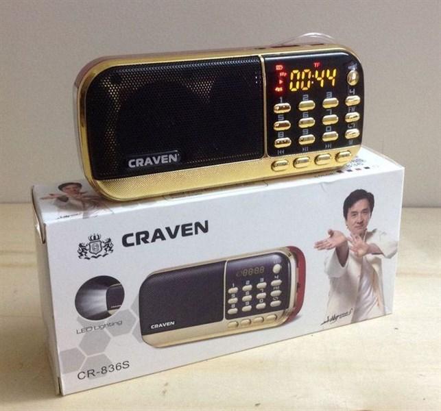 Loa thẻ nhớ Craven CR-836S
