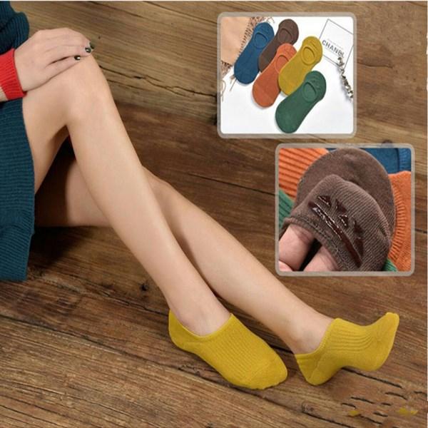 Tất len mang giày loại đẹp