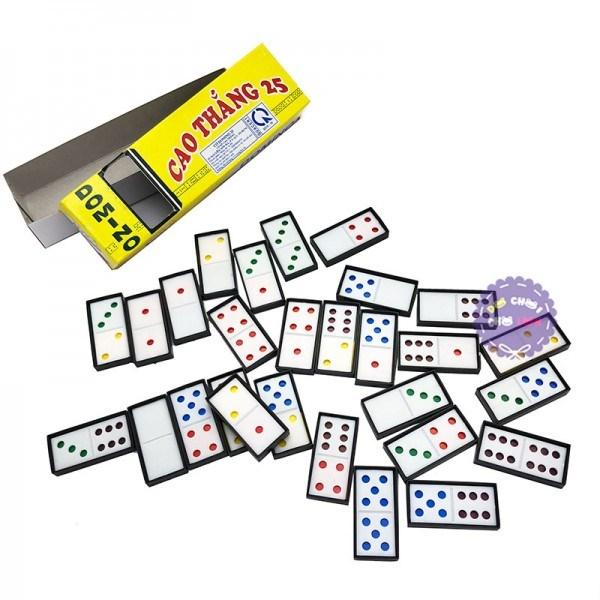 Bộ cờ domino nhựa tốt