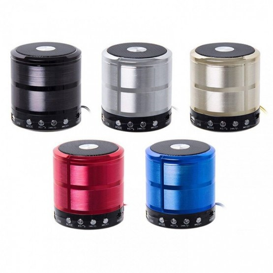 Loa bluetooth WS-887 loại 1 hàng công ty