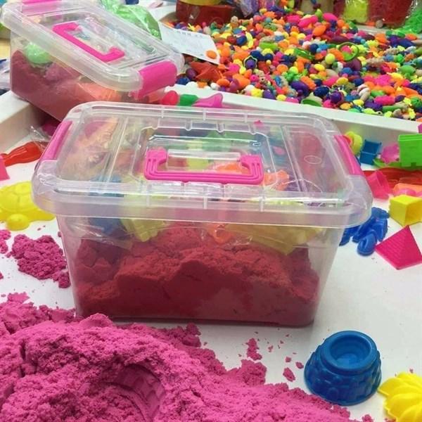 Bộ đồ chơi cát động lực hộp đẹp
