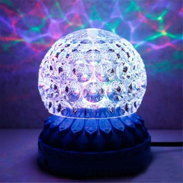Đèn led magic ball light