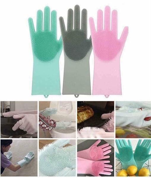Găng tay rửa bát Silicon đa năng