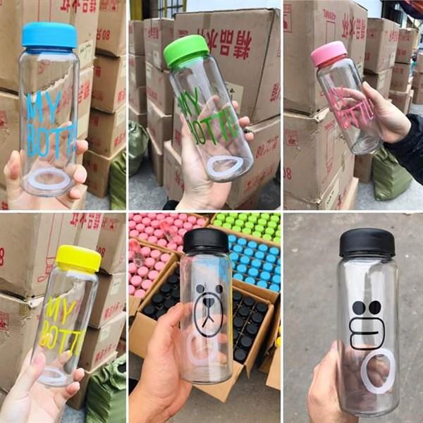 Bình nước thủy tinh my bottle