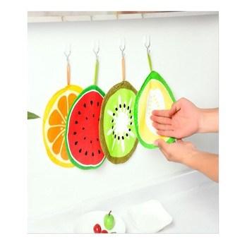 Khăn lau tay hình trái cây