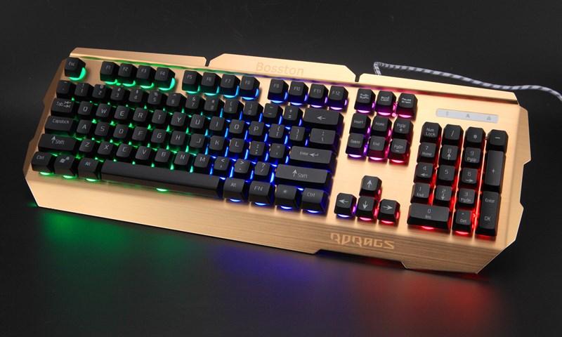 Bàn phím chính hãng RDRAGS R500 LED chuyên Game