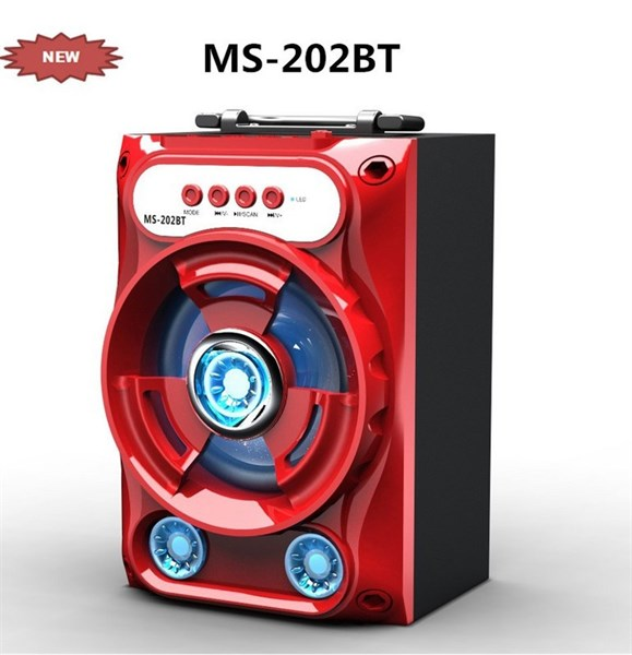 Loa Bluetooth b16, ms202