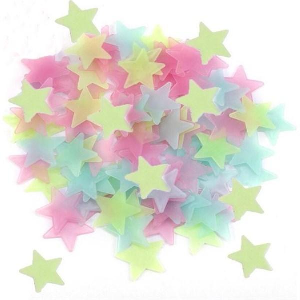 Bộ 100 ngôi sao phát sáng
