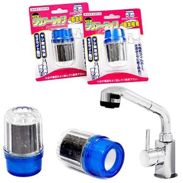 Đầu lọc nước tại vòi rẻ