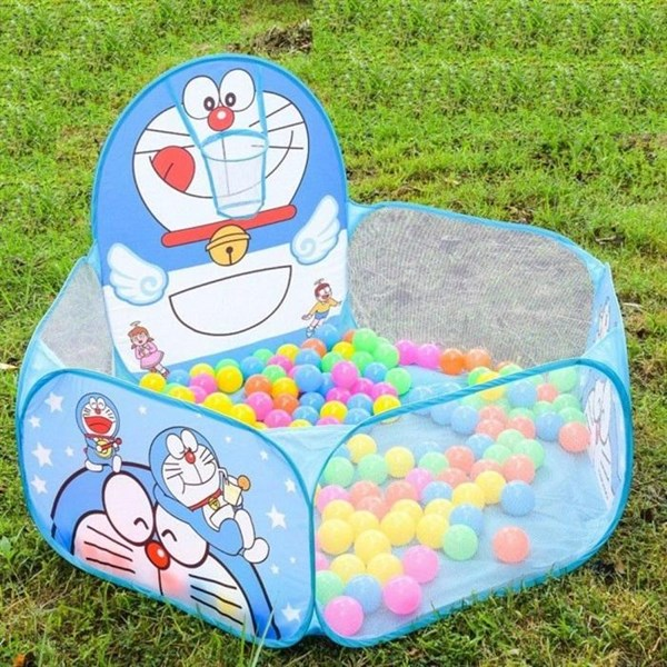 Lều Bóng Rổ Cho Bé Kitty Đoremon