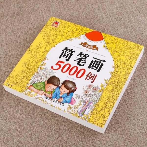 Sách tô màu cho bé 5000 trang