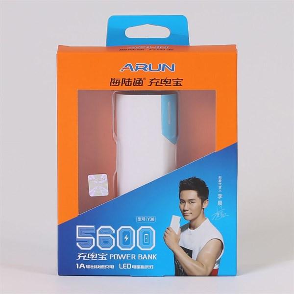 Pin dự phòng Arun 5.600Mah