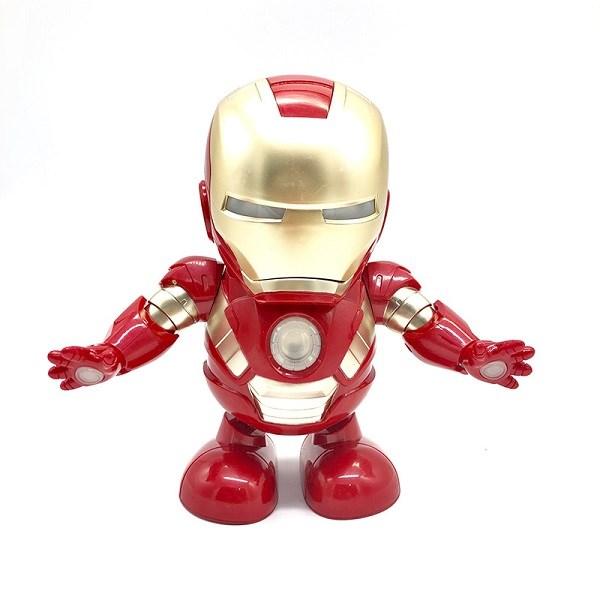 Đồ chơi robot Dance Hero Iron man nhảy múa theo nhạc